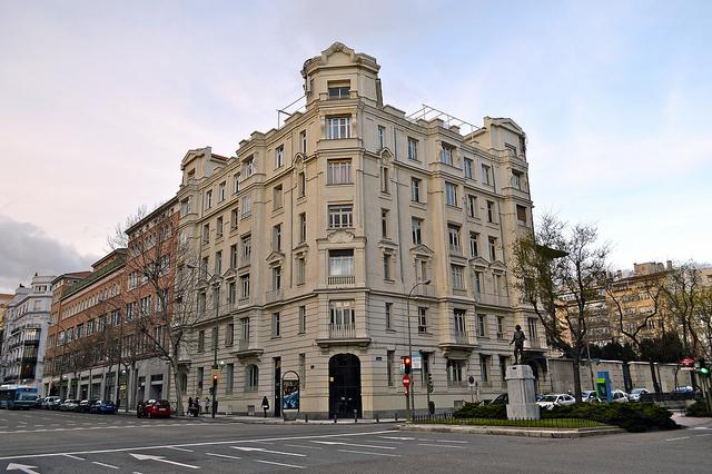 Piso Exclusivo En Barrio Salamanca Madrid Sentir El